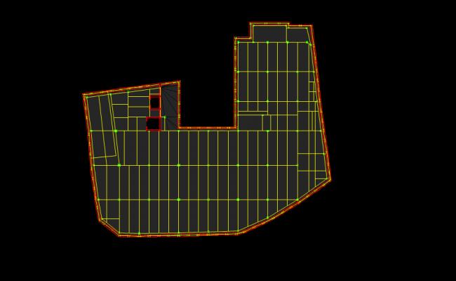 Plan etaj 2 – 1