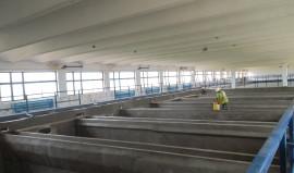 Water Treatment Plant Slobozia